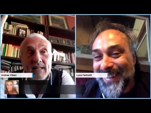 Luca Farinotti in diretta con Andrea Villani: la notte ha sempre ragione