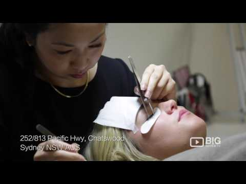 Glamour Lash Bar Beauty Salon Sydney for Eyelash Extensions
