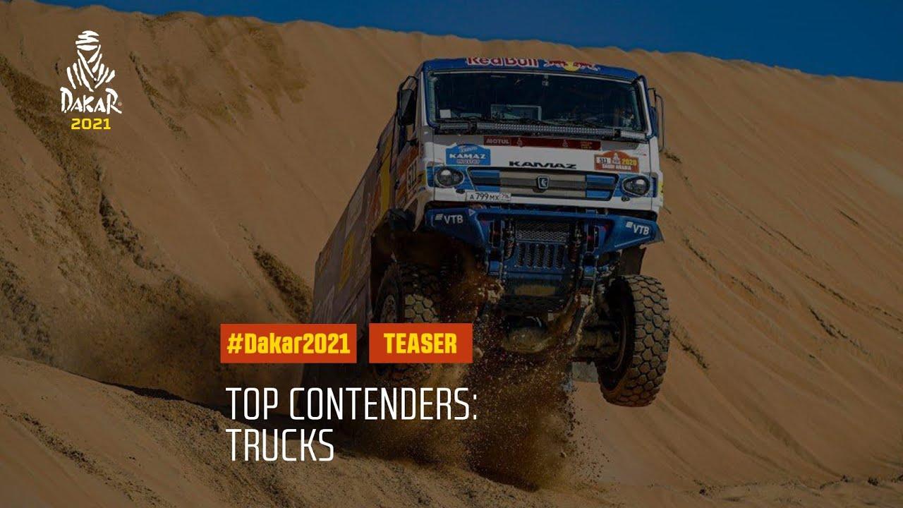 Dakar – Összefoglaló a Ford Ranger szemszögéből