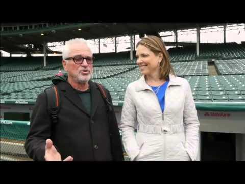 Joe Maddon: Face to face with Hannah Storm