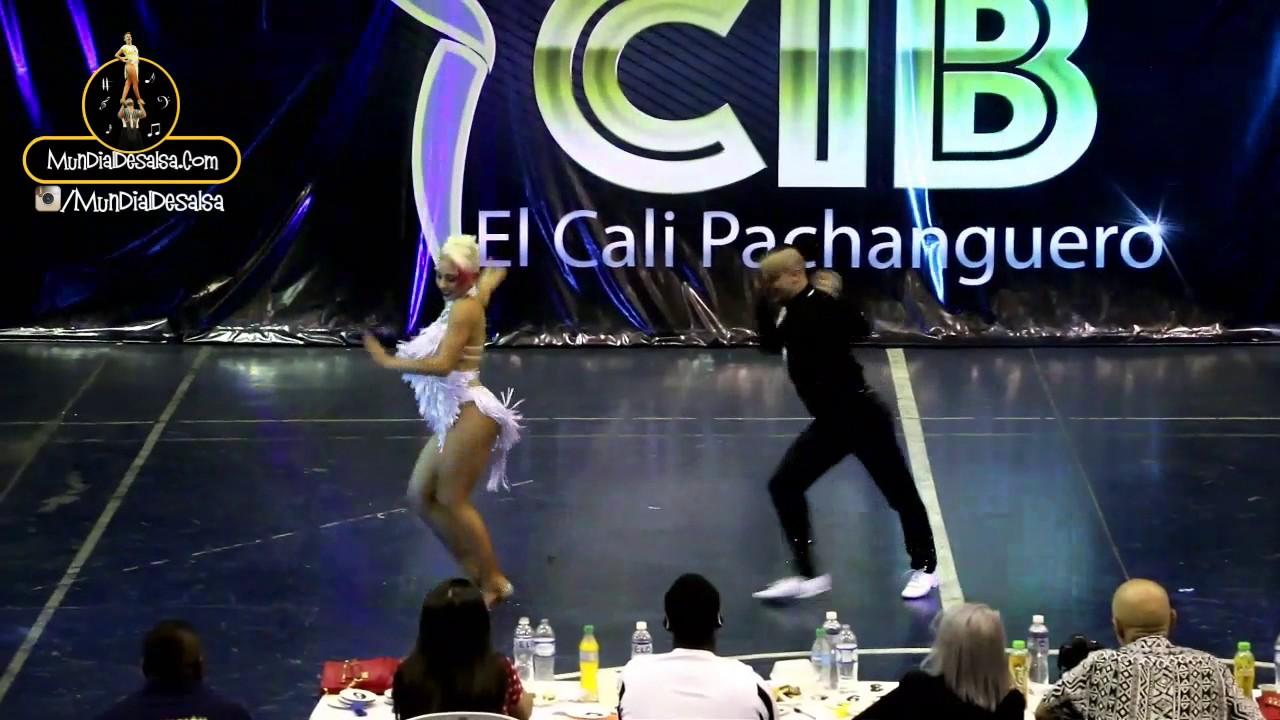 Cindy Benitez y Deivy Jhoan Zuñiga