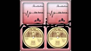 LIFE FORCE - INVITATION (DISCONET REMIX, REMIX, ORIGINAL, INSTRUMENTAL 1984)