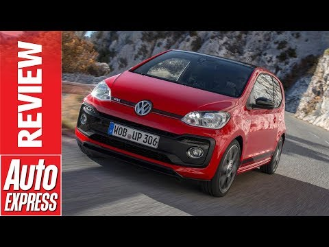 VW Up GTI review – new pocket rocket evokes the original Golf GTI
