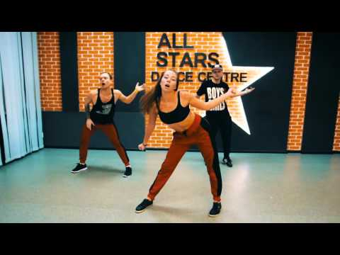 Honey Cocaine – Shady Wit Me.Jazz Funk by Анастасия Косых.All Stars Workshop 03.2016