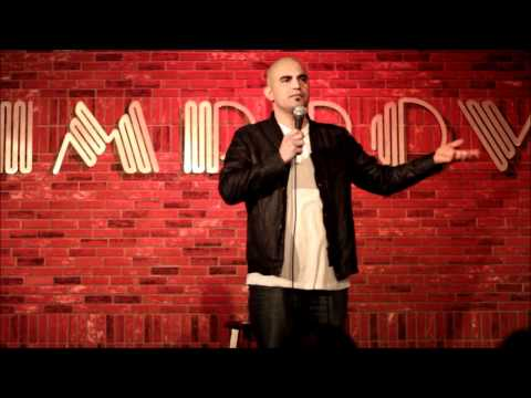George Perez at the San Jose Improv  Part 2