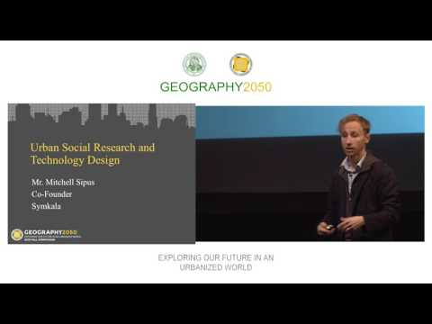 Geography 2050: Urban Social Research & Technology Design