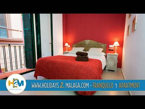 "Holidays 2 Malaga - Apartment for Rent Franquelo St. 1 Room (""Holidays Rentals"" Malaga / Spain)"