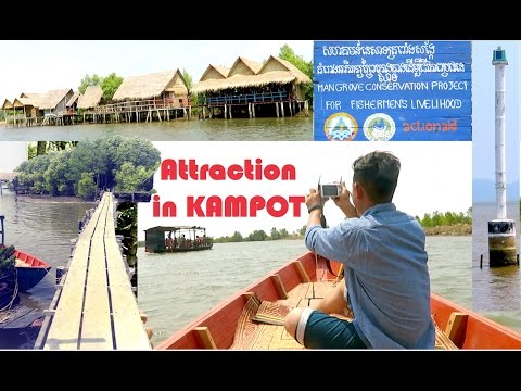 Trapeang Sangkae Community Based Ecotourism | Attraction in Kampot Province Cambodia