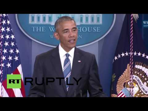 USA: Obama blasts Republicans for hindering Supreme Court after bill setback
