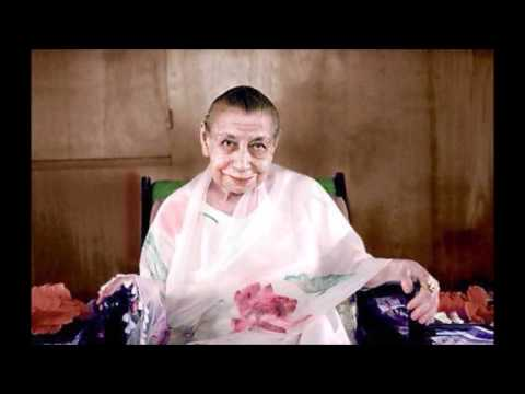 Sri Aurobindo - LA MADRE - Prima Parte