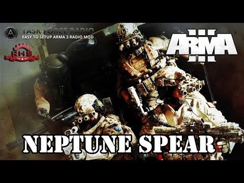 [ArmA 3] Operación Neptune Spear: La Caza de Bin Laden - Gameplay Español [1080p] En Directo