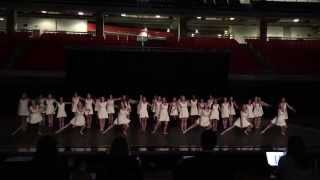 Sigma Kappa - Auburn University - Greek Sing 2015