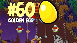 Angry Birds Seasons Tropigal Paradise Golden Egg #60 Walkthrough