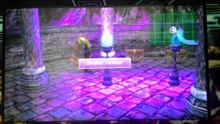 Final Fantasy X - Obtaining 99 warp sphere