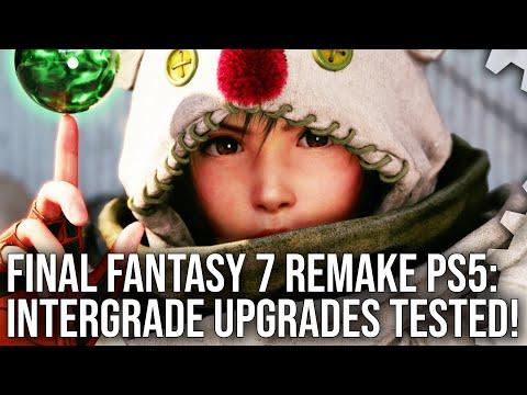 Final Fantasy 7 Remake Intergrade: PS5 vs PS4 Pro - A Brilliant Next-Gen Upgrade!