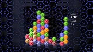 Random Play Of Hexic 2 On Xbox 360 - Survival Mode