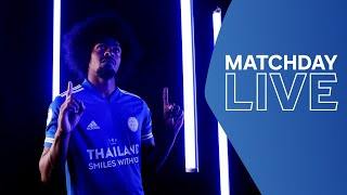 LIVE! Leicester City vs. Arsenal | Matchday Live