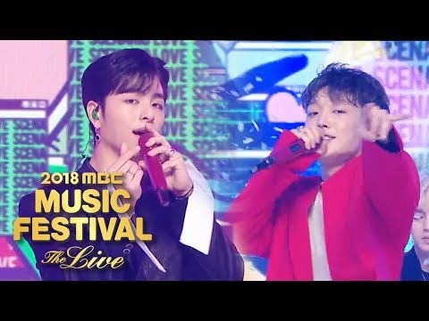iKON - Goodbye Road + Love Scenario [2018 MBC Music Festival]