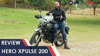 Hero XPulse 200 Review | NDTV carandbike
