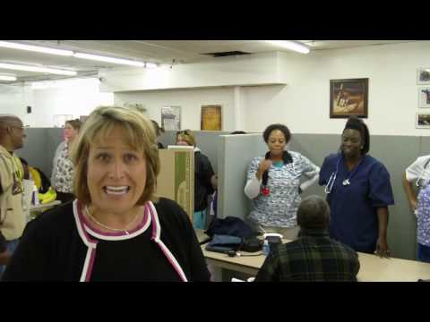 Inside the Open Door Video - Kaplan University Health Fair