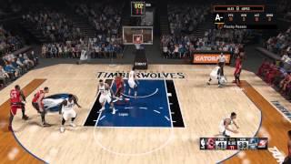 NBA 2K15 MyCareer - How I get easy assists