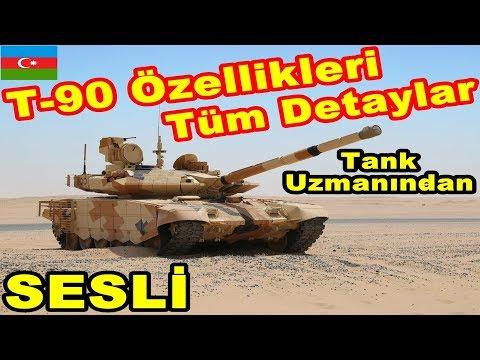 T-90 Tank Özellikleri Sesli DETAYLI