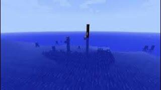 minecraft survival day 51// exploring the ocean