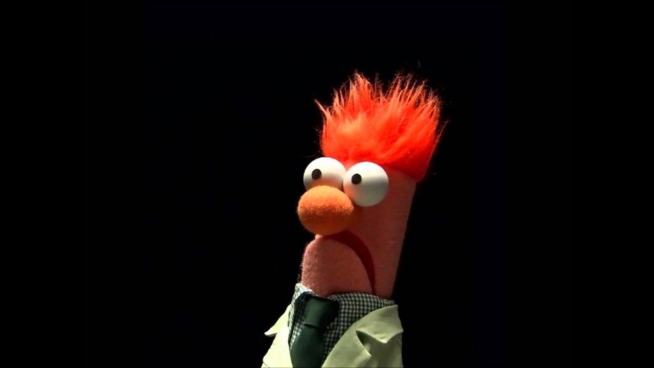 Beaker Muppets Mimimi