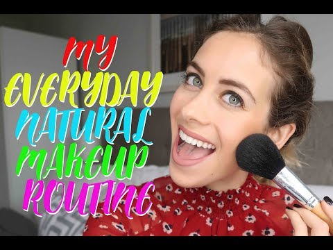 My Everyday Natural Makeup Routine