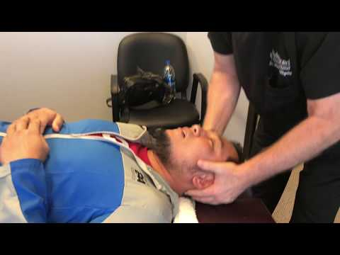 MD From Jakarta Gets His 2nd Adjustment At Advanced Chiropractic Relief