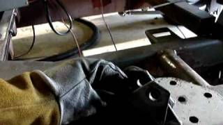 EVELYN - #81 - Re-Fabbing the Front Panhard-Bar Part #1
