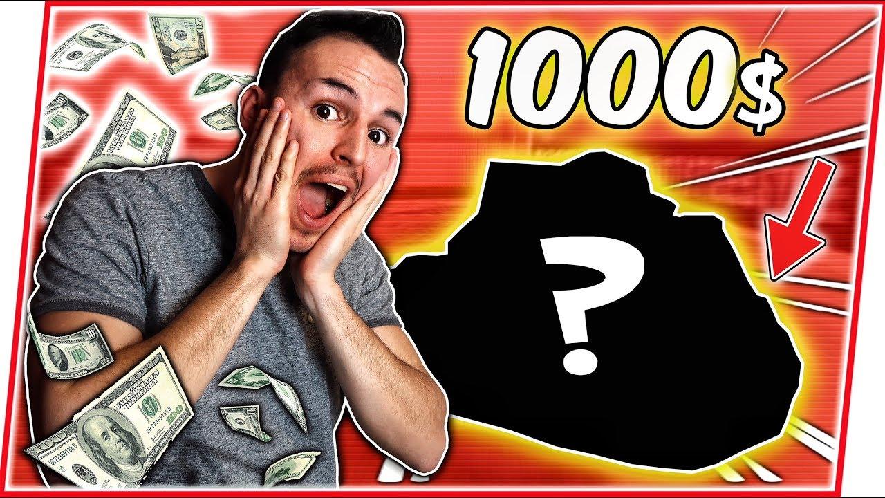 POTROŠIO SAM 1000$ NA OVO...