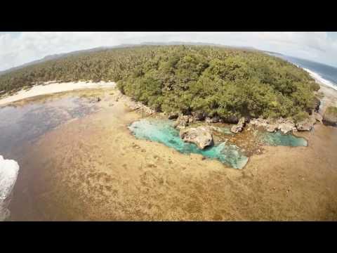 DENR CARAGA SIARGAO ISLAND PROTECTED LANDSCAPE and SEASCAPE 30 second teaser