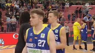 2. BARMER Basketballbundesliga Tigers Tübingen vs. Phoenix Hagen