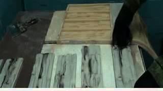 технология производства декоративного камня. часть 2(, 2013-10-29T15:07:54.000Z)
