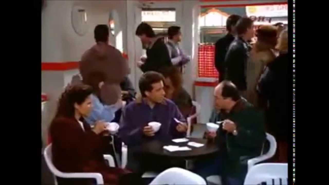 Seinfeld Quotes Non Fat Yogurt Seinfeld  Youtube