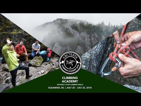 2018 Arc'teryx Climbing