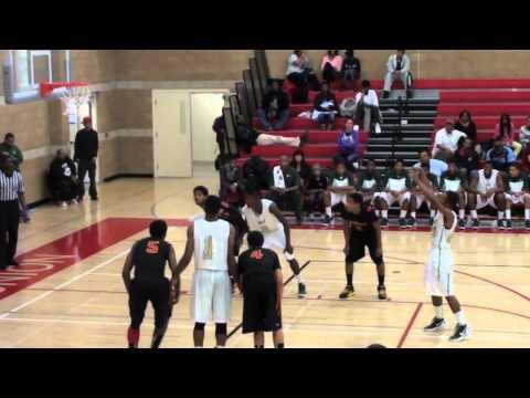 Poly Vs. Fairfax, High School Boys' Basketball