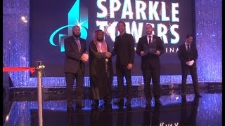 Sparkle Towers Launch Event