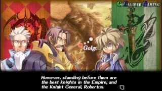 Gungnir PSP Walkthrough - Part 63 - Scene-22: The Third Spear Pierces the Shield