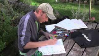 Jake Cinninger: Custom LP Jacket Time Lapse