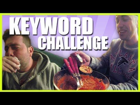 KEYWORD CHALLENGE - Il delirio totale