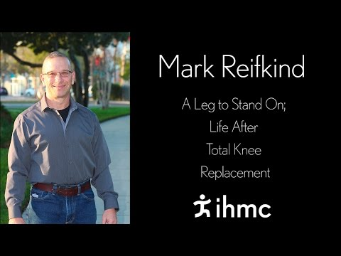 Mark Reifkind - A Leg to stand on