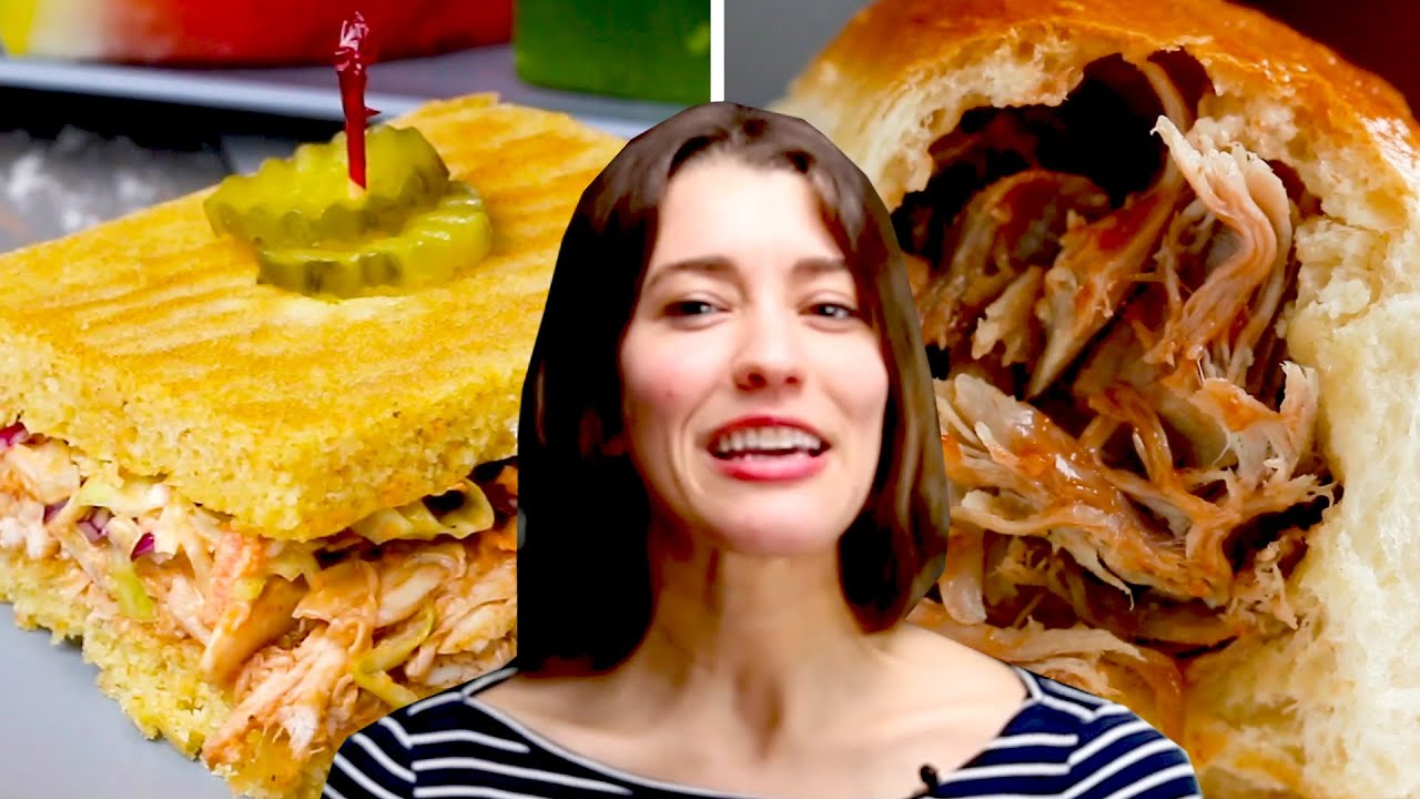 How To Make 3 Signature Tasty Recipes By Alexis •Tasty