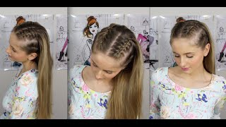 Vogue Inspired Braided Hair Thumbnail