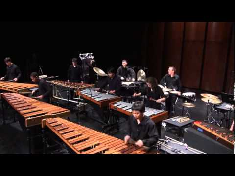 Cedar Ridge Percussion Ensemble 2013