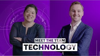 Meet some of our colleagues in Technology!