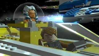 LEGO Star Wars III: The Clone Wars - 100% Guide #9 - Shadow of Malevolence (All Minikits)