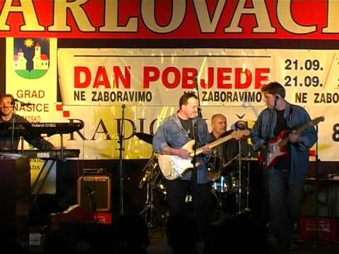 DORA BAND - Tonight, 21 9 2003 Našice