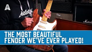 Could This Guitar Look Any Better? - Fender Rarities American Original 50's Stratocaster